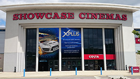 Showcase Cinemas Cardiff