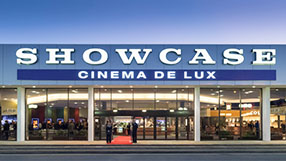 Showcase Cinema Nottingham