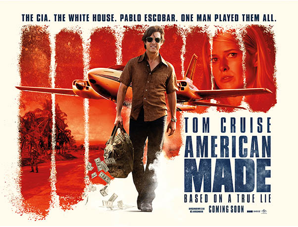 Free Screening of American Made & Poster Walk: Lloyd Center 10 ...