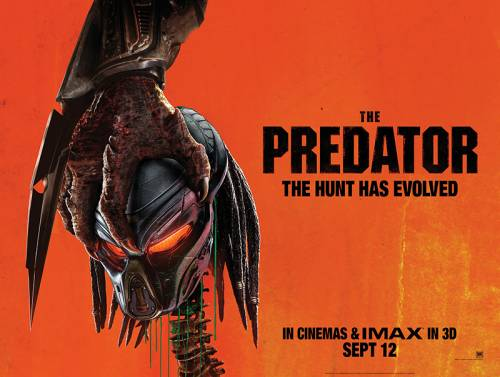 The Predator - The Hunt Has Evolved