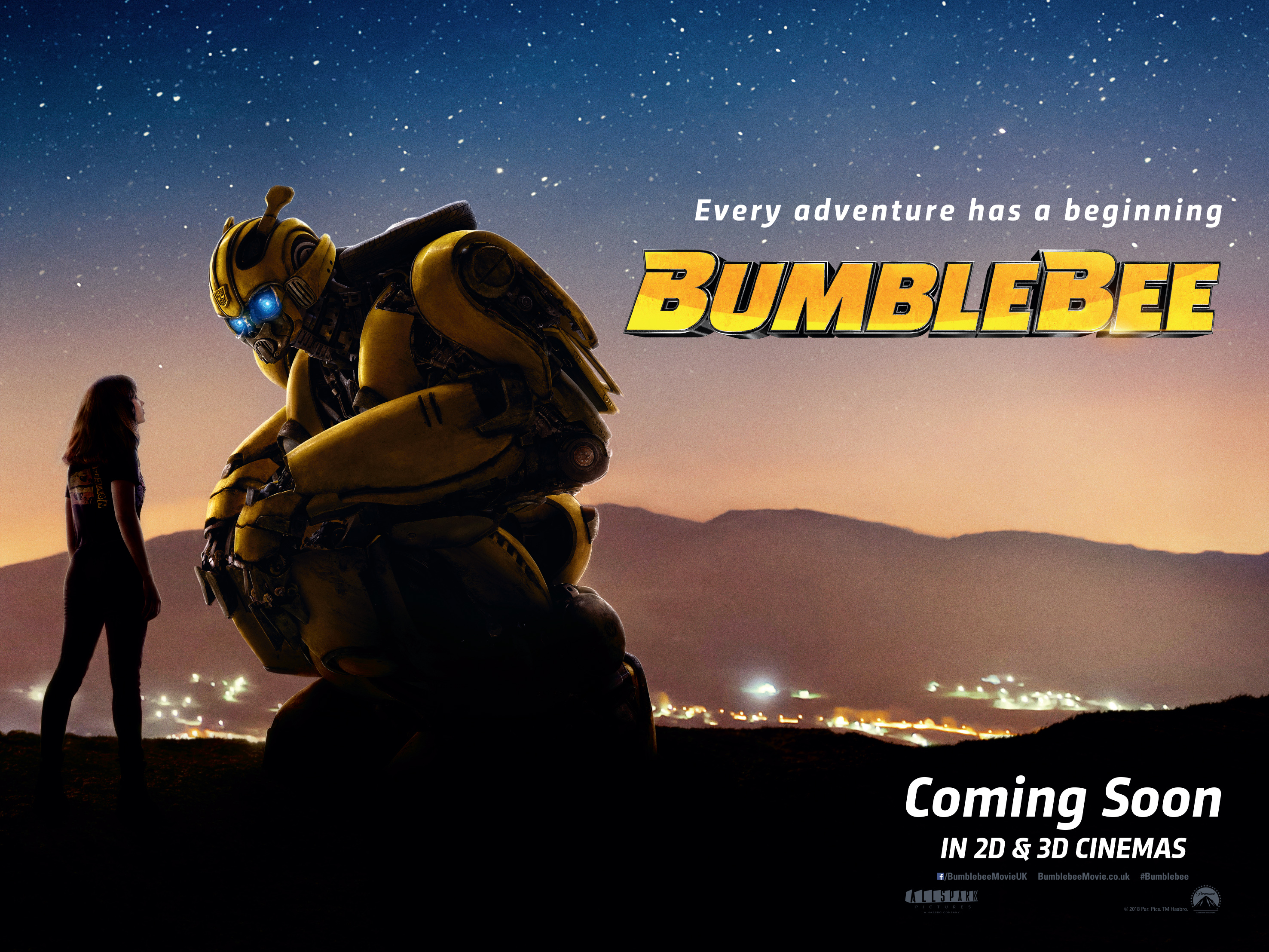 bumbleb coming soon trailers - HD2953×2215